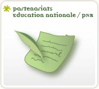 Partenariats Education Nationale – Parcs