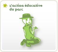 L'action éducative du Parc